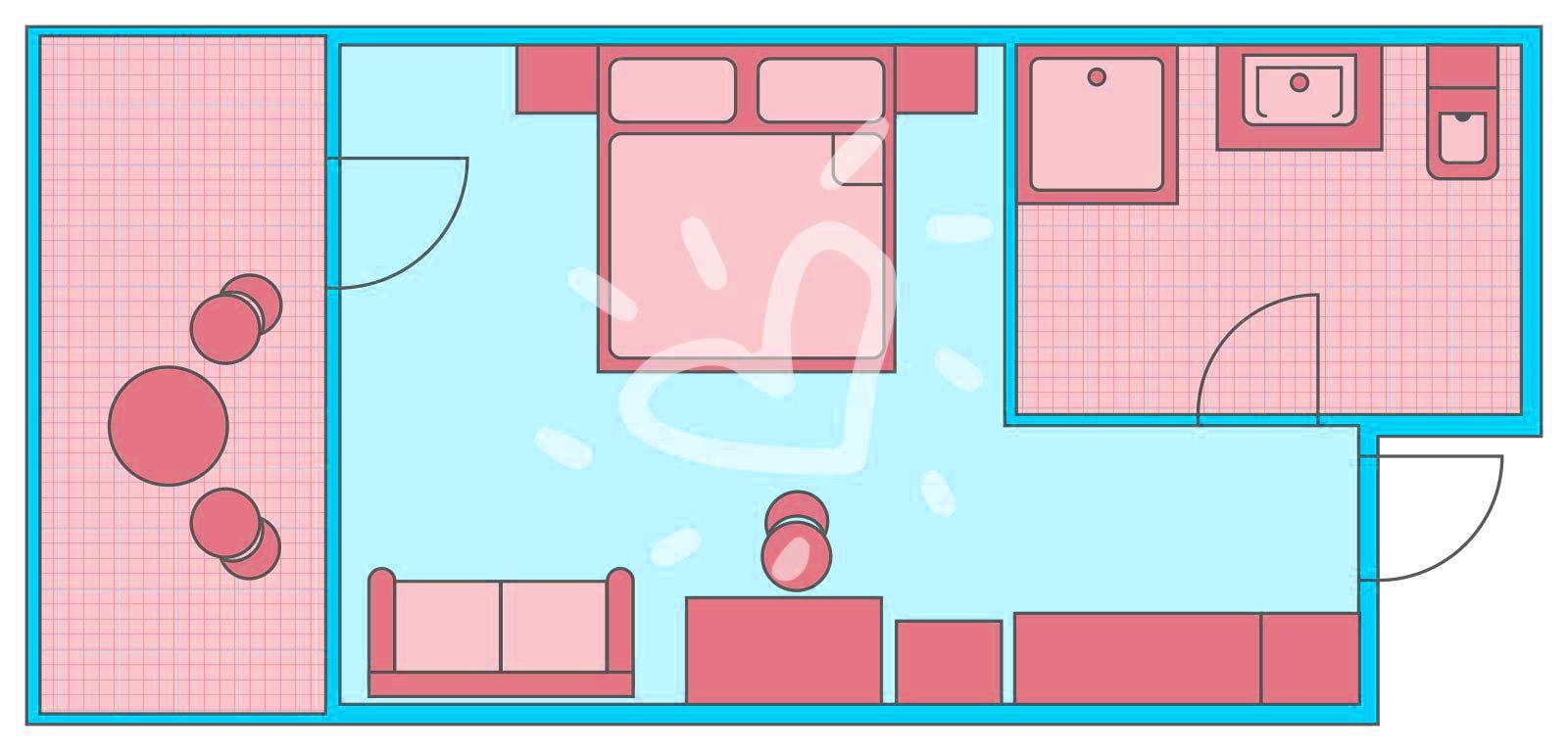 Einzelzimmer Zusatzkontingent